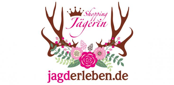 Shopping Jägerin