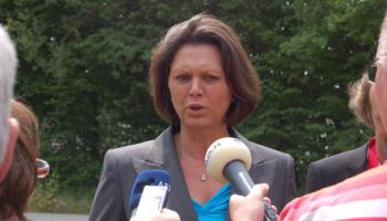 Bundesministerin Ilse Aigner will am Reviersystem festhalten. Foto: BS